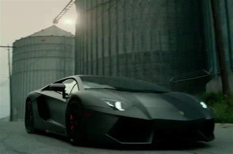 Lamborghini Transformers 4 ビデオ アヴェンタドール も大変身 映画 トランスフォーマー4 の最新映像 クラシックカー美女