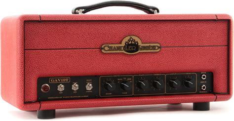 Chandler Limited Gav19t Guitar 19w Item chandler limited gav19t 19 watt sweetwater
