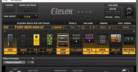 eleven rack vst eleven rack eleven rack standalone editor is here