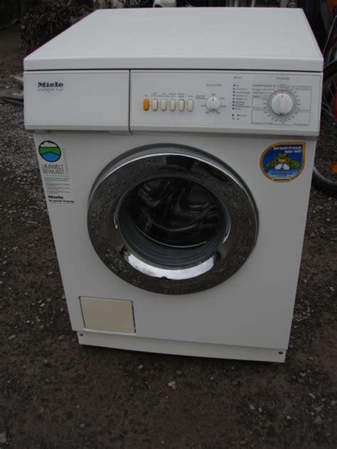 Miele Waschmaschine Novotronic W820 3219 by Miele W 822 Novotronic Duett Wei 223 Waschmaschine Frontlader