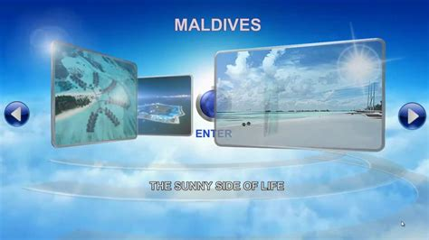 Easiest 3d Design Software 3d interactive presentation maldives scenery youtube