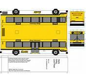 For The Transit Fans Paper Models Vol 1  MLP Forums