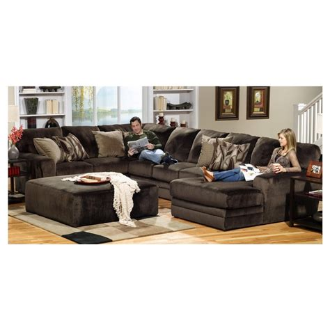 jackson furniture sectionals leather recliner sectional sofa