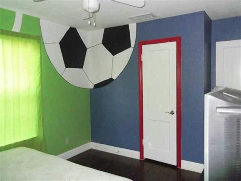 soccer bedroom soccer bedroom soccer room ideas boys room soccer