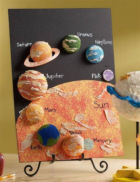 1000 Ideas About Preschool Crafts On Crafts - solar system planets craft sun moon planets