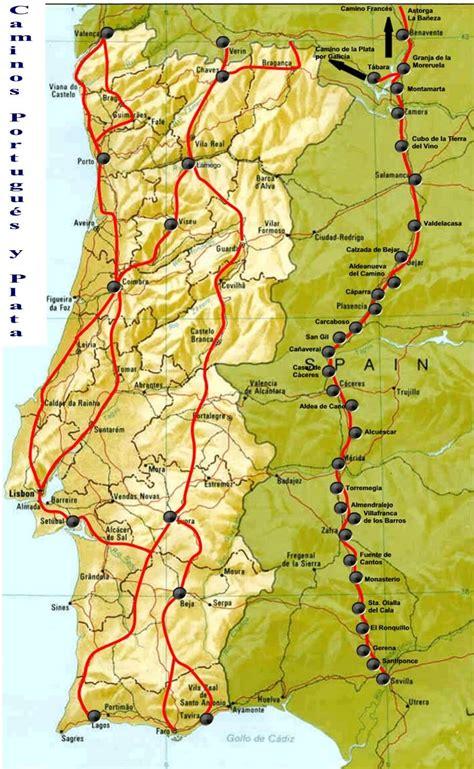camino de santiago portugal camino de santiago portugues etapas consejos albergues