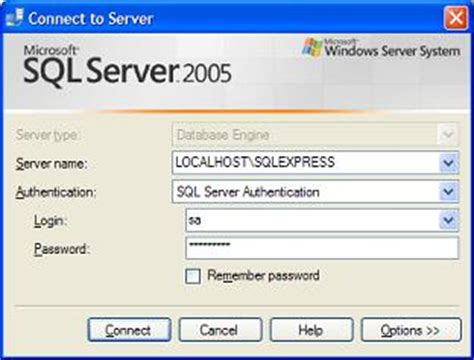 Pdf Connecting Server To Html by Sql Server Faq Connecting Sql Server Management Studio