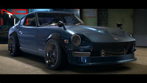 nissan fairlady 240zg nissan fairlady 240zg 1971 modified nfs2015 sound