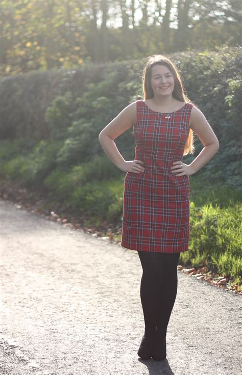 shift dress pattern uk tartan shift dress great british sewing bee sew your own