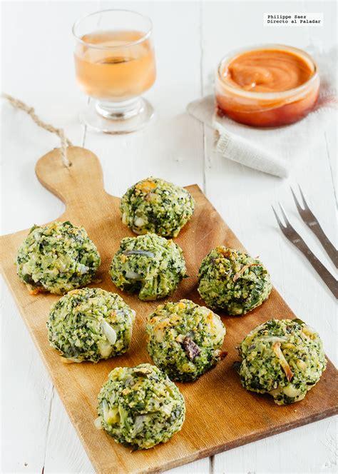 imagenes veganas fuertes alb 243 ndigas de br 243 coli receta vegetariana