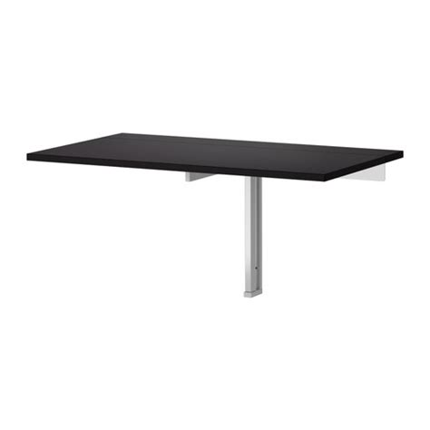 Wall Mounted Drop Leaf Table Bjursta Wall Mounted Drop Leaf Table Ikea