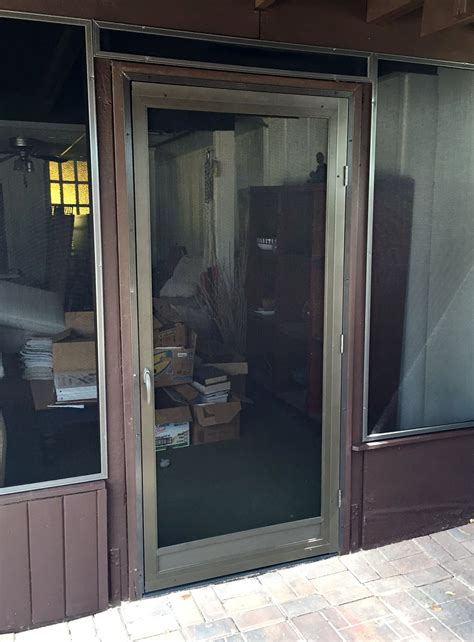 swinging screen doors swinging screen doors arizona sun screen