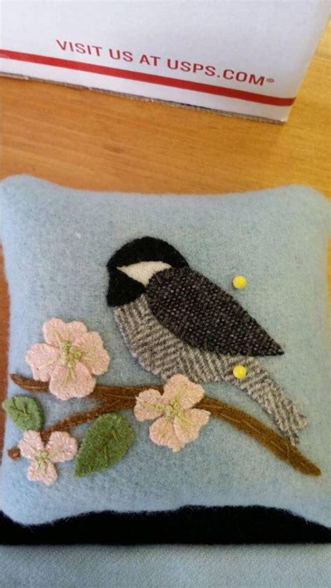 felt hummingbird pattern 217 best wool applique birds images on pinterest felting