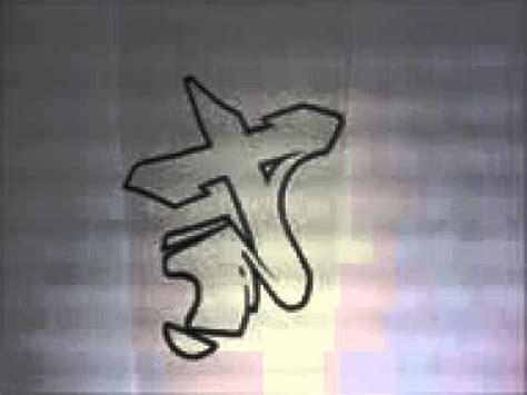 graffiti alphabet  lettres semi complexes semi wild