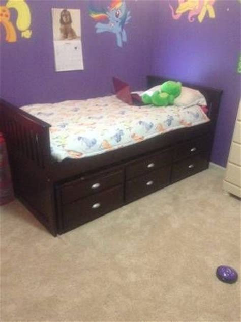 beds for sale on craigslist twin bed with trundle and drawers 150 oxford