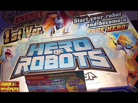 Of Robots Tygers Legend Card New Generation Ver 3 igs of robots opening new generation ver 1 doovi