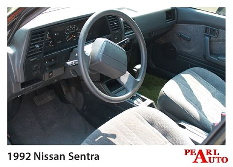 1992 nissan sentra engine autos post