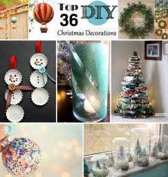 Diy Christmas Decorating Ideas Home by Top 36 Simple And Affordable Diy Christmas Decorations