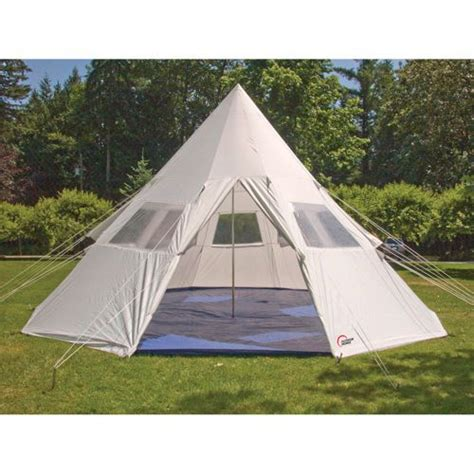 canvas awnings for sale teepee tent at costco ca that s more fun pinterest