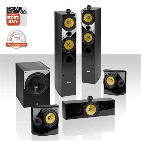 crystal acoustics   ul thx speaker system