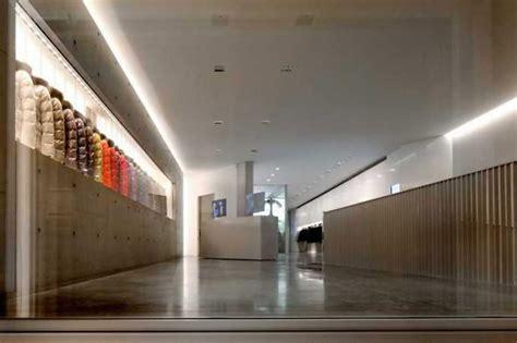 designboom tadao ando tadao ando designed duvetica flagship store milan