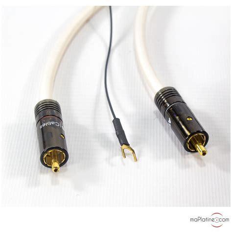 Atlas Cable Element Integra Rca 1m c 226 ble phono atlas element integra tt maplatine