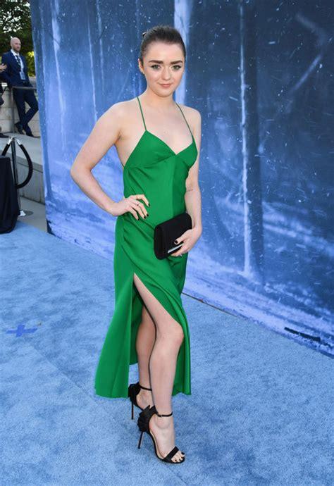 Williams Looks Wow by Of Thrones Season 7 Kit Harington And Leslie
