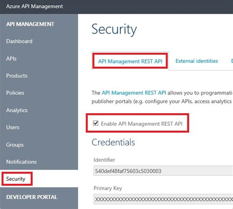 restful api documentation template azure api management rest api reference