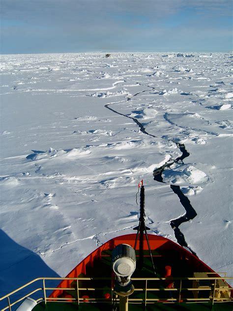 Larsen Shelf by Rising Air Temperatures Caused Antarctic Shelf