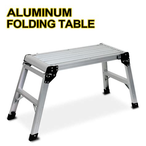 aluminum work bench aliexpress com buy new aluminum platform drywall step up