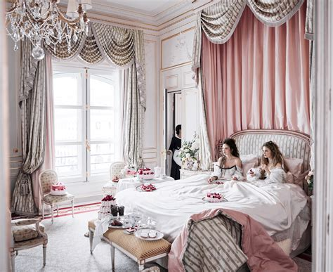 2 Bedroom Suites In Philadelphia a first look inside the renovated ritz paris vogue