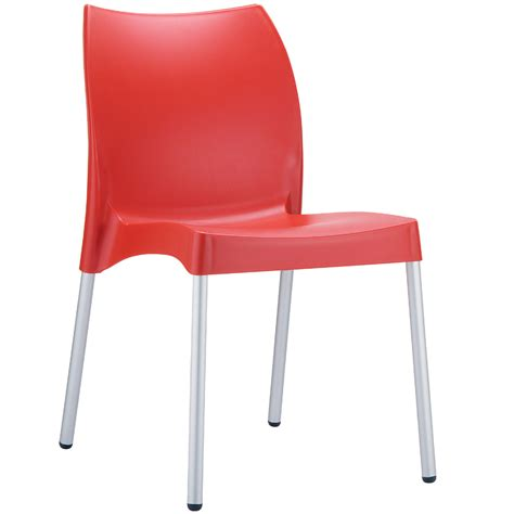 sedie di plastica sedia in alluminio e plastica di ottima qualit 224 a prezzi
