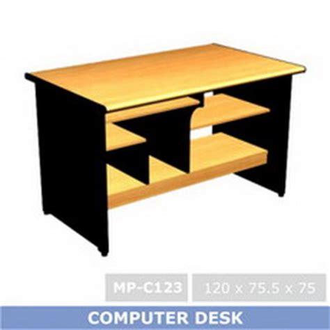 Meja Komputer Uno uno office furniture penyekat partisi kantor murah harga
