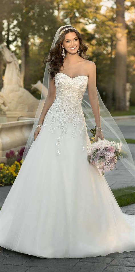 stella york spring 2015 bridal collection magazine
