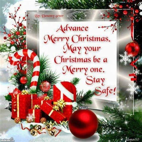 advance merry christmas pictures   images  facebook tumblr pinterest  twitter