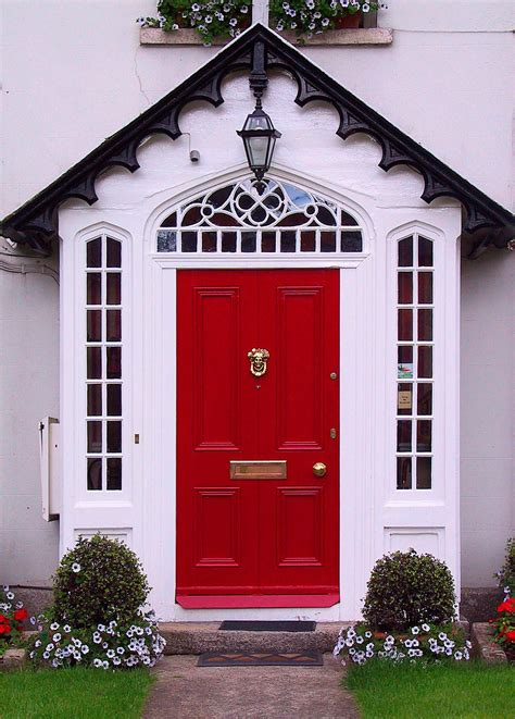 Choosing The Perfect Front Door Color Flora Brothers Front Exterior Doors For Homes