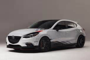 Madza 3 Sport 2013 Mazda 3 Club Sport Concept Images Pictures And