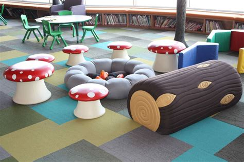Library Couches by Library Furniture