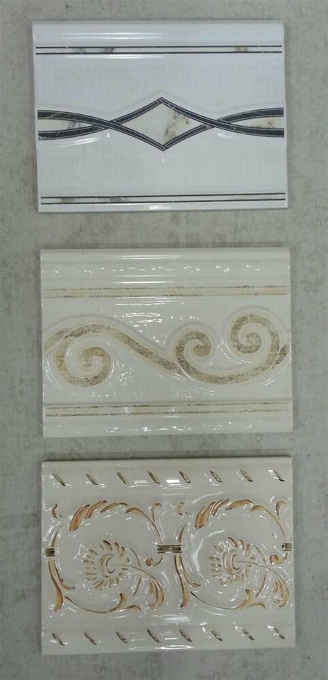 200x150mm decorative ceramic tile borders choice of 6 ebay