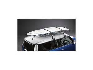Mini Cooper Surfboard Rack Mini Cooper Roof Rack Surfboard Module R50 53 55