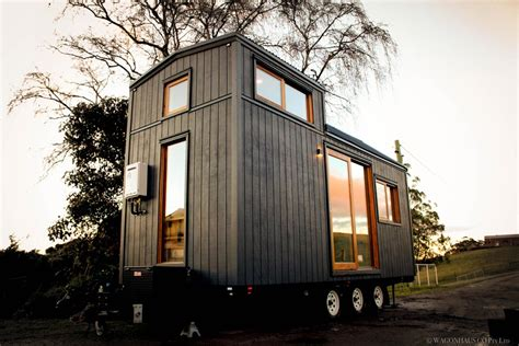 living big in a tiny house tiny monument by wagonhaus tiny living