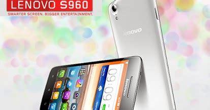 Smartphone Lenovo Vibe X S960 smartphone lenovo vibe x s960 spesifikasi dan harga terbaru