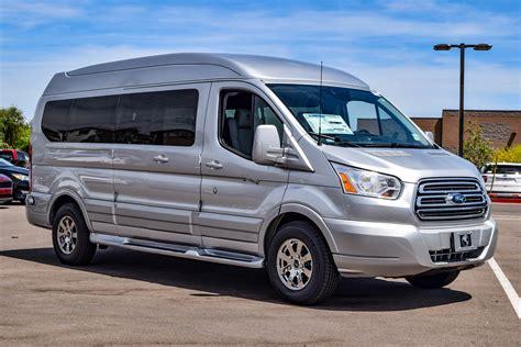 ford transit explorer 2016 ford transit t 150 explorer conversion walkaround