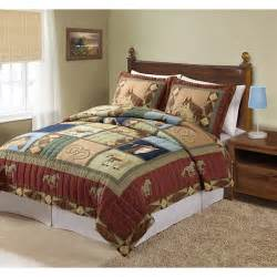 horse bedroom sets my world horses bedding quilt set