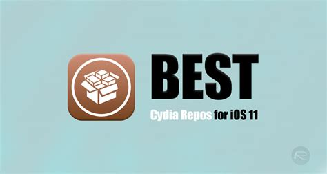 best cydia repos best cydia repos sources for ios 11 jailbreak electra