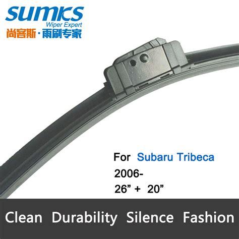 popular subaru tribeca windshield wipers aliexpress compare prices on subaru tribeca wiper online shopping buy low price subaru tribeca wiper at