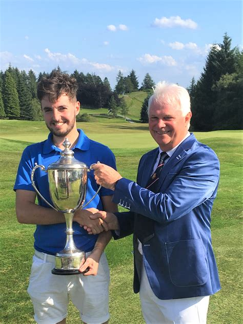 mark hton matchplay chionship final dumbartonshire golf union