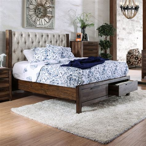 Tufted California King Bed by California King Tufted Bed Usa