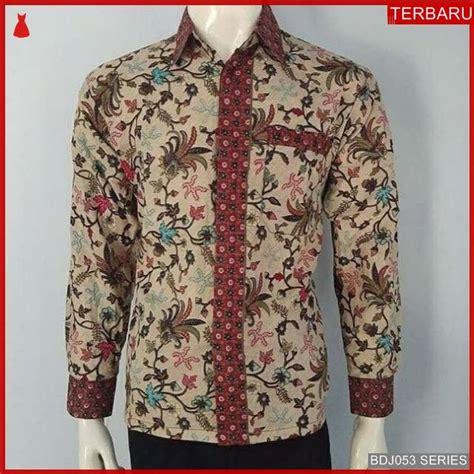 bdjk kemeja batik  terbaru bmgshop shirt dress