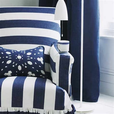 Blue And White Armchair by Design Ideas Decorating With Blue And White Housetohome Co Uk